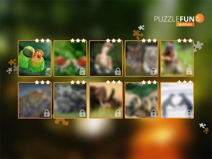 PuzzleFUN Animals - screenshot thumbnail