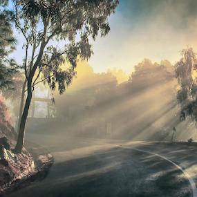by Deepak Goswami - Landscapes Sunsets & Sunrises