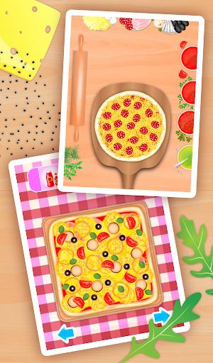 Pizza Maker Kids -Cooking Game  screenshots 18