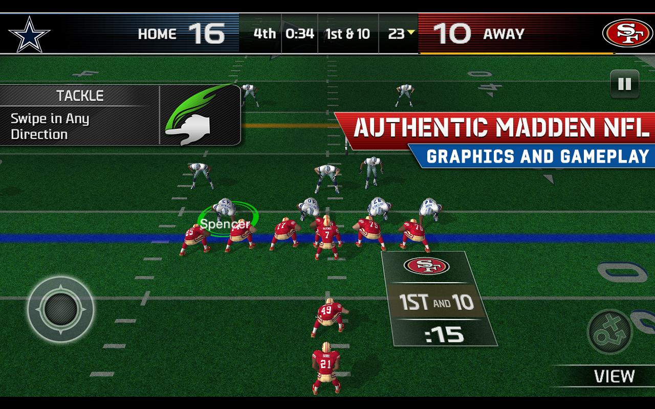MADDEN NFL 25 by EA SPORTS™ - screenshot