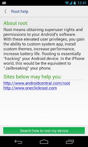 System app uninstaller  screenshots 4