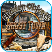 Hidden Objects Ghost Town Haunted Halloween Object
