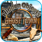 Hidden Objects Ghost Town FREE
