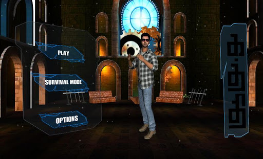 Kaththi - Official 3D Game