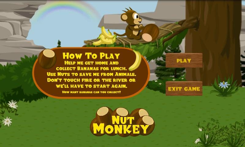 Nut Monkey- screenshot