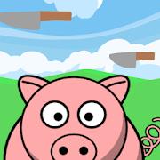 Pig vs knife
