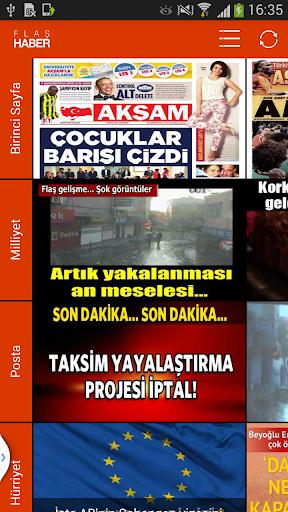 免費下載新聞APP|Flaş Haber app開箱文|APP開箱王