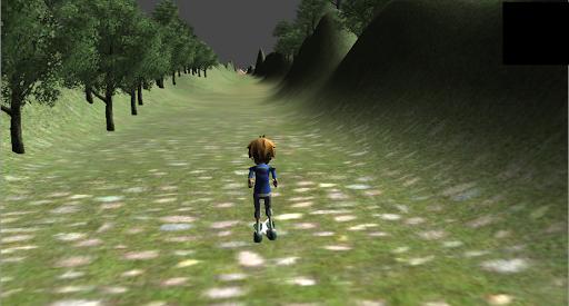 Orman Koşu 3D