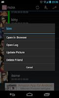 Screenshot of Friends at Date in Asia