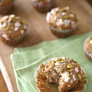 Garam Masala Banana Nut Muffins