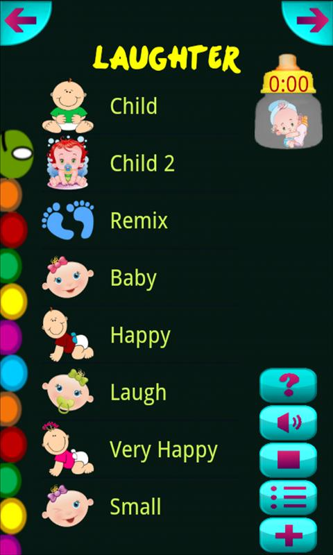 Baby Sounds & Ringtones - screenshot