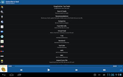 DoggCatcher Podcast Player Screenshot 27