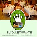 Las Palmas y Restaurantes icon