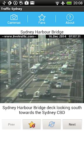 Live Traffic Sydney