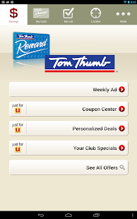 Tom Thumb - screenshot thumbnail