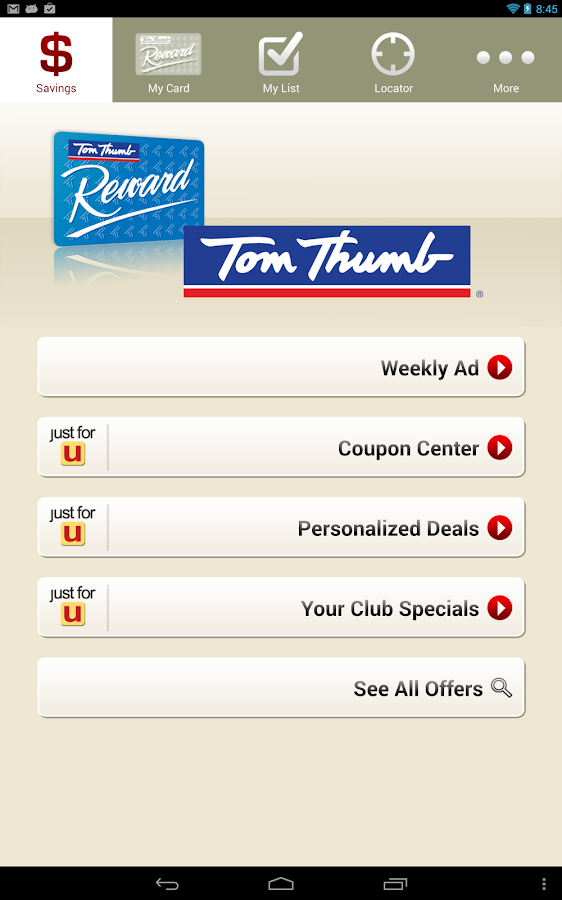 Tom Thumb - screenshot