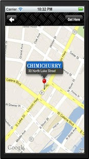 Chimichurri- screenshot thumbnail