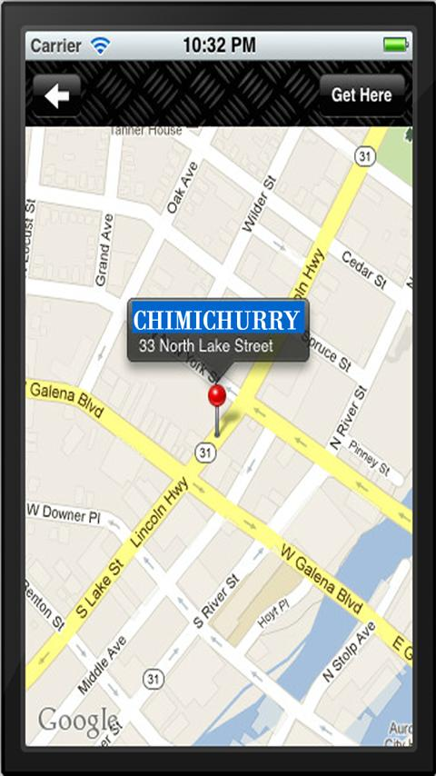 Chimichurri- screenshot