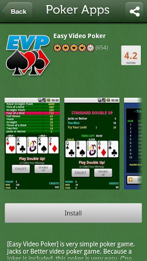 poker free app