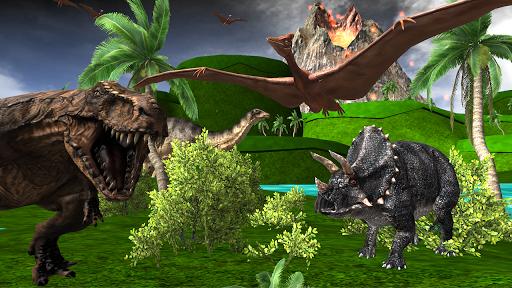 Dinosaur Roar Rampage Kids 3D