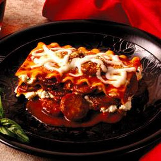 No-Fuss Lasagna by Johnsonville®