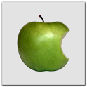 Fresh Apples (Apple news) logo