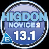 Hal Higdon's 1/2 Marathon - N2