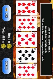 CF Double Bonus Video Poker