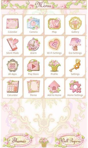 Classic Wallpaper Rococo Rose 1.0.0 Windows u7528 3