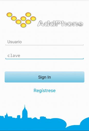 AddPhone