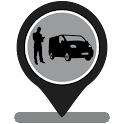 Work Tracker Phone locator GPS icon