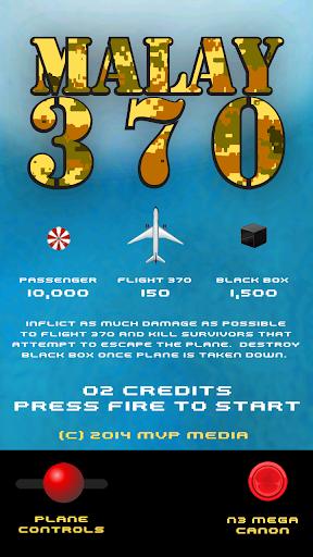 Shoot Flight MH370 Down