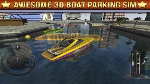 3D泊船模拟游戏