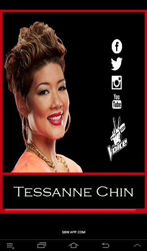 Tessanne chin Social Media