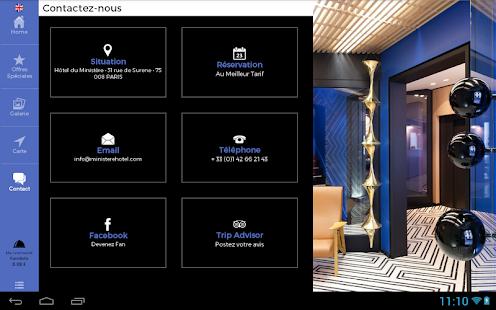 Ministère Hôtel - screenshot thumbnail