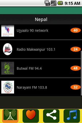 尼泊爾廣播電台|玩新聞App免費|玩APPs