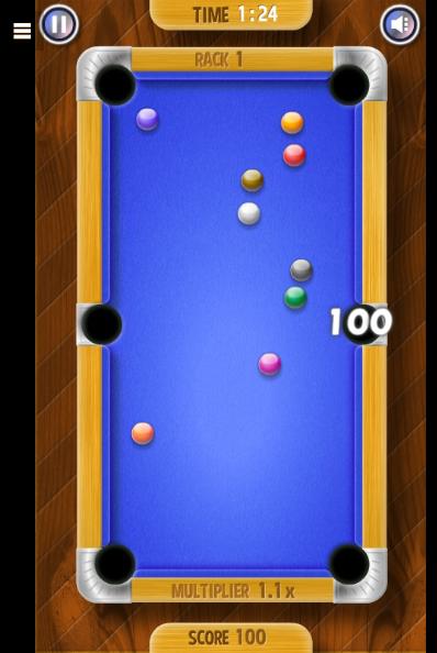 free game billiard