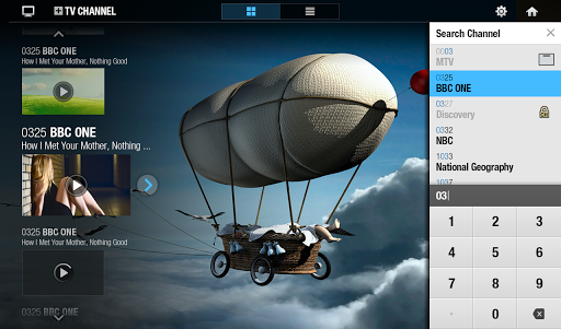 HUMAX Live TV for Tablet HMALG-1.0.43 screenshots 3