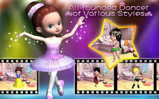 Ava the 3D Doll