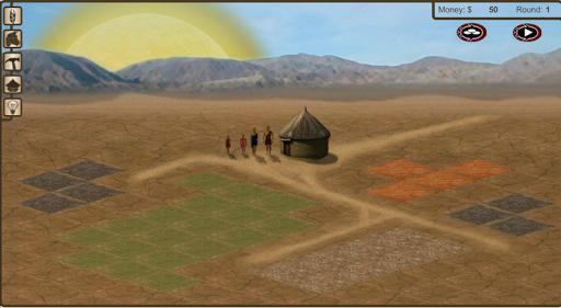 เกมส์ปลูกผักโบราณ