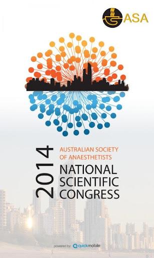 ASA NSC 2014