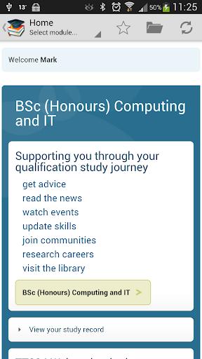 StudentHome Open University