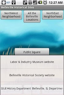 Belleville Historical Sites - screenshot thumbnail