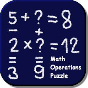 Math Operations Puzzle