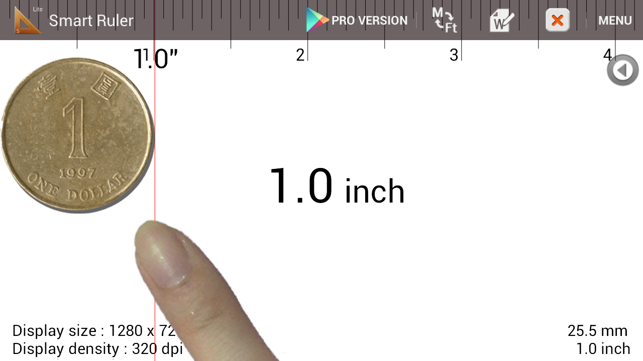 Règle - Smart Ruler - screenshot