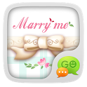 GO SMS PRO MARRY ME THEME icon