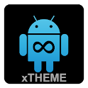 Blue Infinitum - xTheme icon