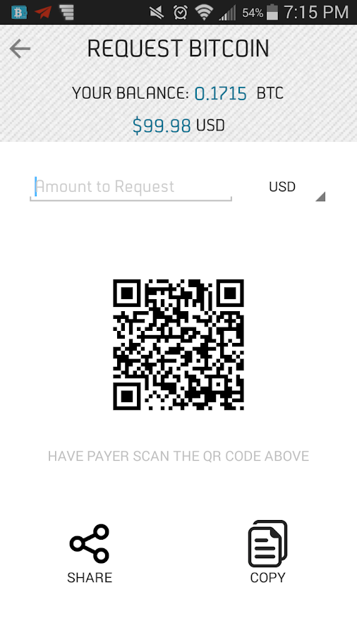Aegis Bitcoin Wallet- screenshot