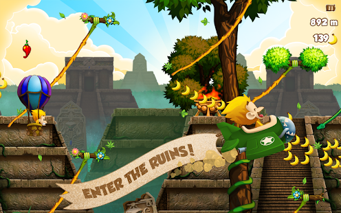 Download Benji Bananas For PC Windows and Mac apk screenshot 12