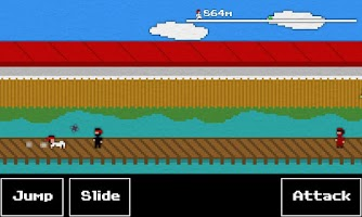 Screenshot of Kung Fu FIGHT! (Free)